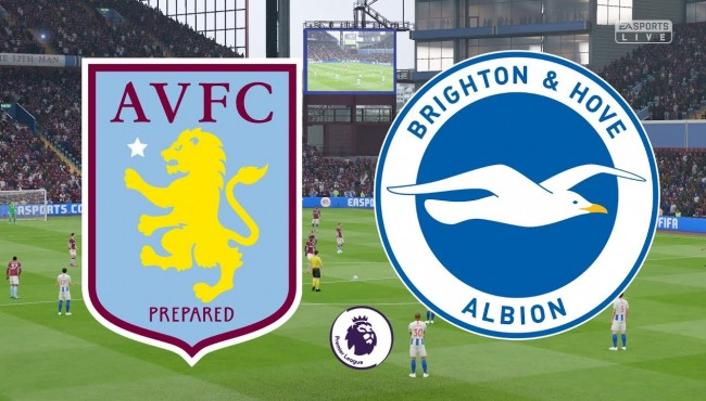 Who gonna win Aston Villa vs Brighton?