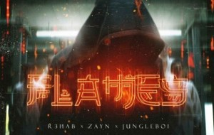 "Listen to new song ""Flames"" by Zayn Malik, R3HAB and Jungleboi"