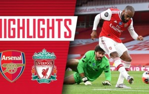 Highlights - Arsenal 2-1 Liverpool