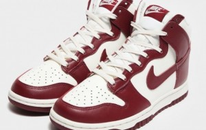 "Nike Dunk High ""Team Red"" 2021 New Arrival DD1869-101"