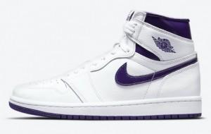 "Hot Sell Air Jordan 1 High OG WMNS ""Court Purple"" CD0461-151 Fast shipping"