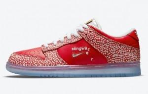 """Stingwater x Nike SB Dunk Low """"Magic Mushroom"""" 2021 New Arrival DH7650-600"""