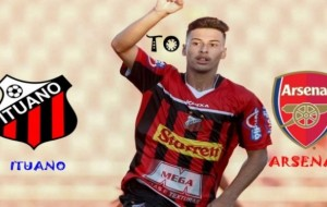 Gabriel Martinelli is about to become Arsenal's summer signing.
