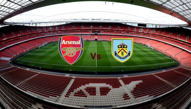Arsenal Vs Burnley (Premier League)
