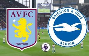 Who gonna win Aston Villa vs Brighton?