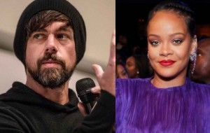 Twitter CEO-Jack Dorsey and Popstar-Rihanna  Donate $4 Million To Help Domestic Violence Survivors Amid COVID-19 Crisis