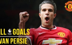 Robin van Persie - All Premier League Goals