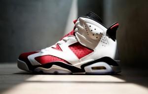 "Air Jordan 6 ""Carmine"" CT8529-106 2021 New Arrival"