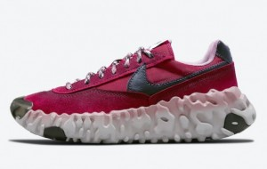 """These Nike Overbreak SP """"Dark Beetroot"""" DA9784-600 shoes are very eye-catching, right?"""