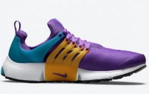 "2021 New Nike Air Presto ""Wild Berry"" Wild Berry/Fierce Purple-Cyber Teal CT3550-500"